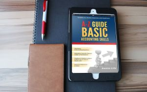 A-Z Guide to learning your Accounting basics - R159